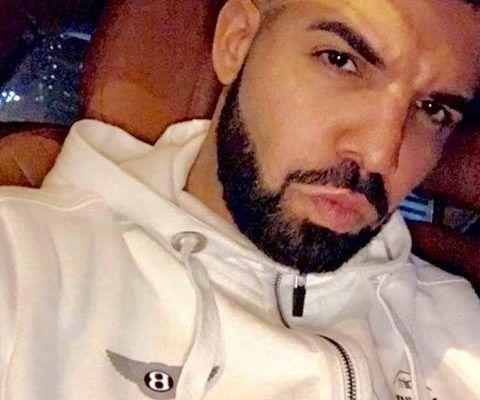 Drake Ex da Rihanna pelado