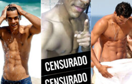 Vazam Nudes: Marcello Melo Jr pelado Snapchat