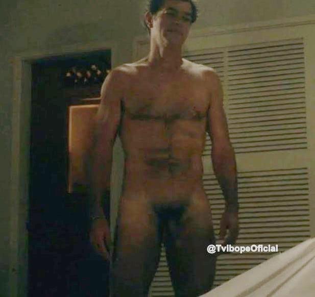 pica grande do famoso nu no filme