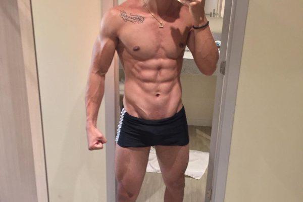 Henrique Lima pelado em famosos nu