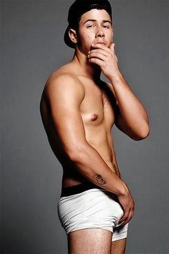 Nick Jonas Nu