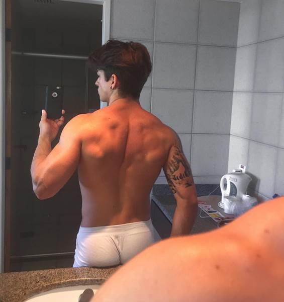 Bunda Do Famoso Henrique Lima