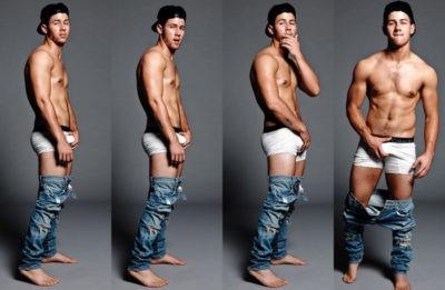 Nick Jonas Pelado E