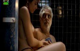 Antonio Fagundes pelado em filme nacional