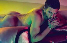 Jamie Dornan pelado em fotos quentes - Famosos Nu