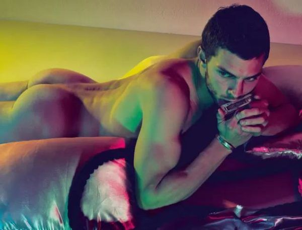 Jamie Dornan pelado em fotos quentes – Famosos Nu