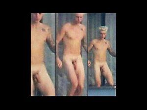 Justin Bieber no Hawaii pelado - Famosos nu