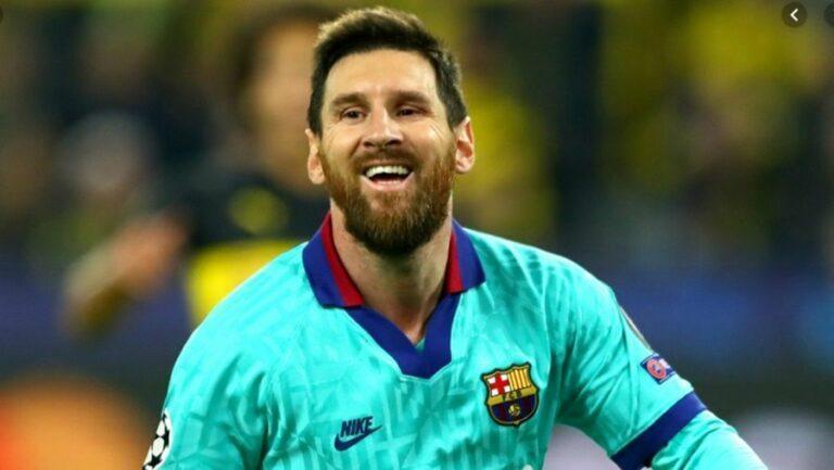 Jogador Messi com a rola marcada – Famosos nu